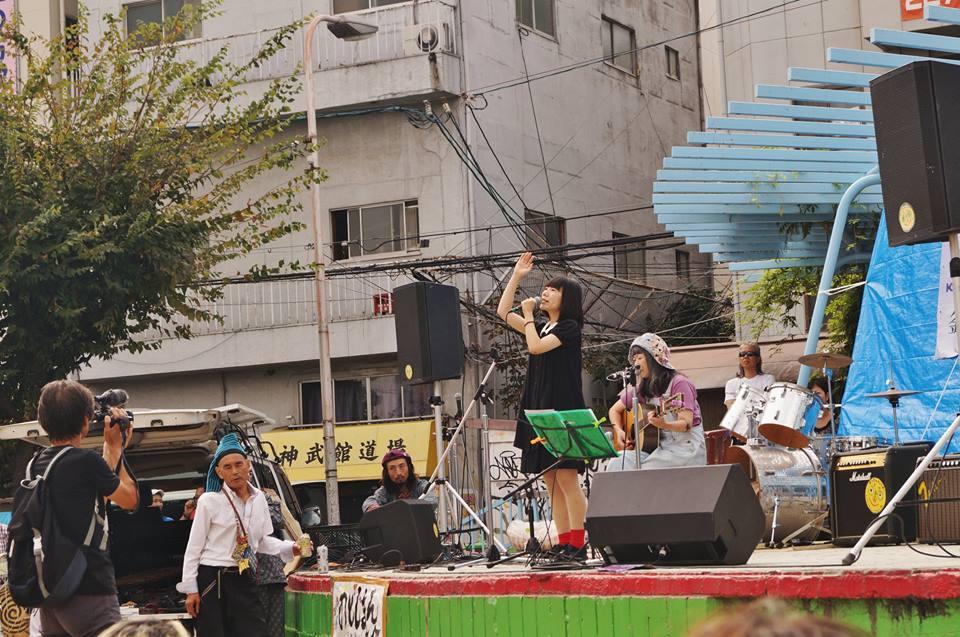 デッド オア スクリー厶!釜ヶ崎の中心で「このライブは復讐じゃない、約束だ」と叫ぶ
