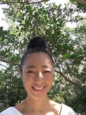 石垣島は師走も暖かい。高樹沙耶さんと年末の挨拶の交換.jpg