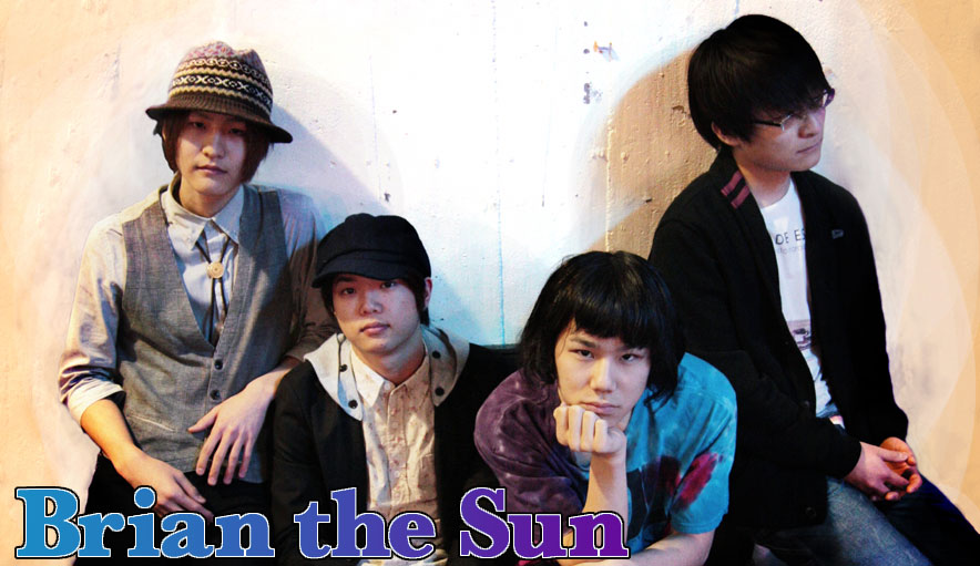 Brian the Sun(WEB Rooftop2012年6月)