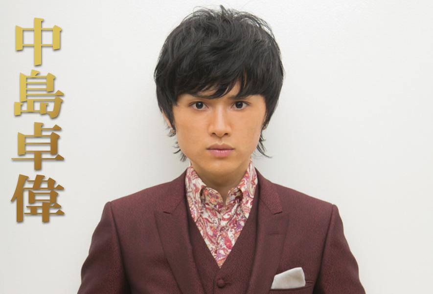 中島卓偉(Rooftop2012年7月号)