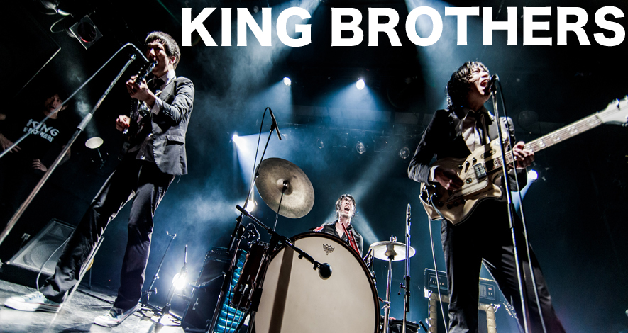 KING BROTHERS(Rooftop2014年4...