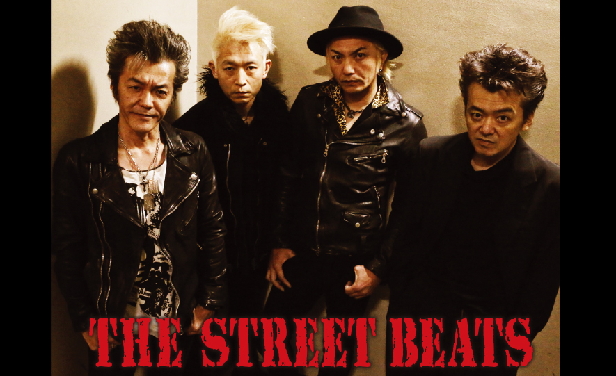 THE STREET BEATS(Rooftop2018年4月号)