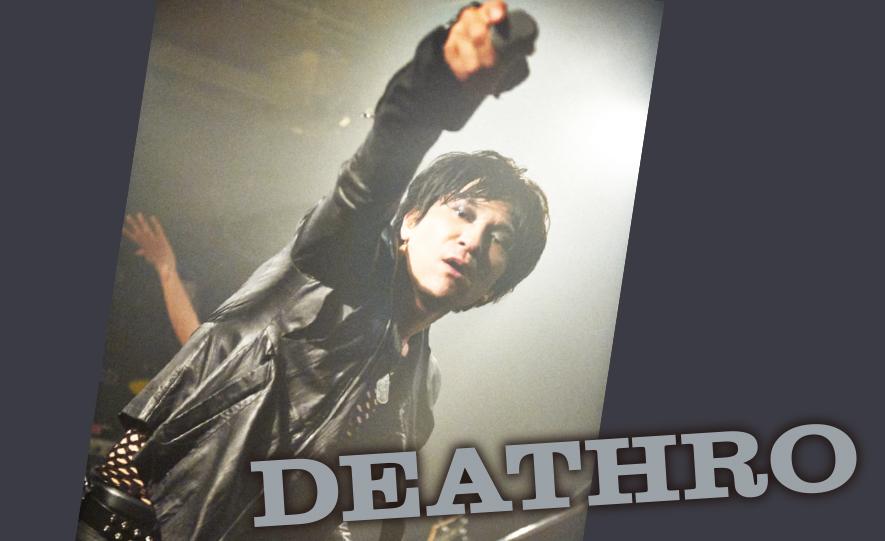 DEATHRO(Rooftop2018年7月号)