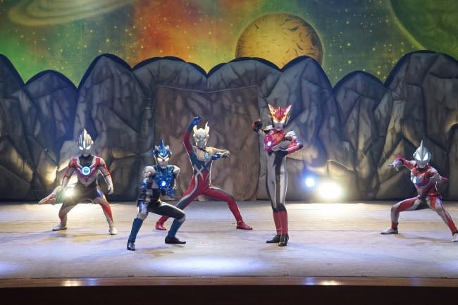2020 ウルトラ ヒーローズ expo