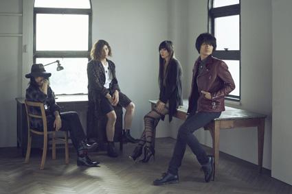 a flood of circleに新ギタリスト Duranが加入! ニューアルバム『GOLDEN TIME』の全貌が解禁!