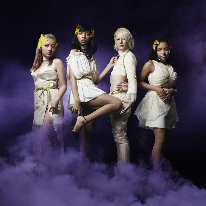 女王蜂1st single「ヴィーナス」、本日