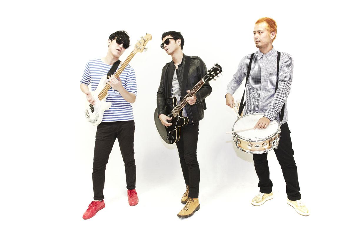 天才バンド、2nd Album『アリスとテレス』を リリース、ジャケット写真、アーティスト写真 を公開!!