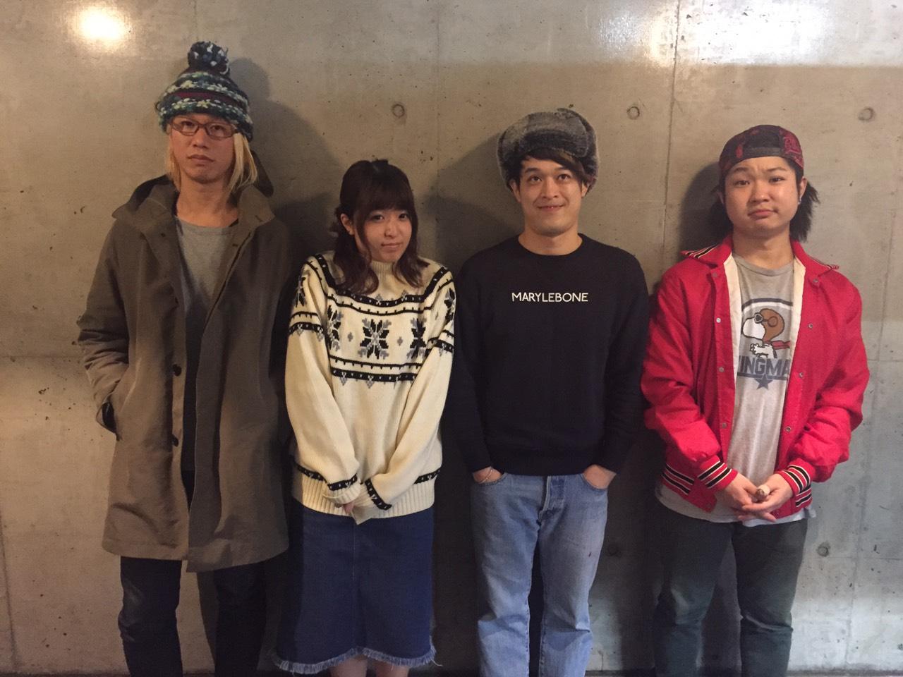 ルイフロ、新ドラマー決定!新生LUI FRONTiC 赤羽JAPAN全国ツアースタート!