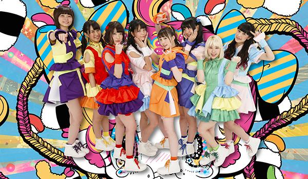 お祭り系アイドルFES☆TIVE、3人の若手イラストクリエイターと新作でコラボ!