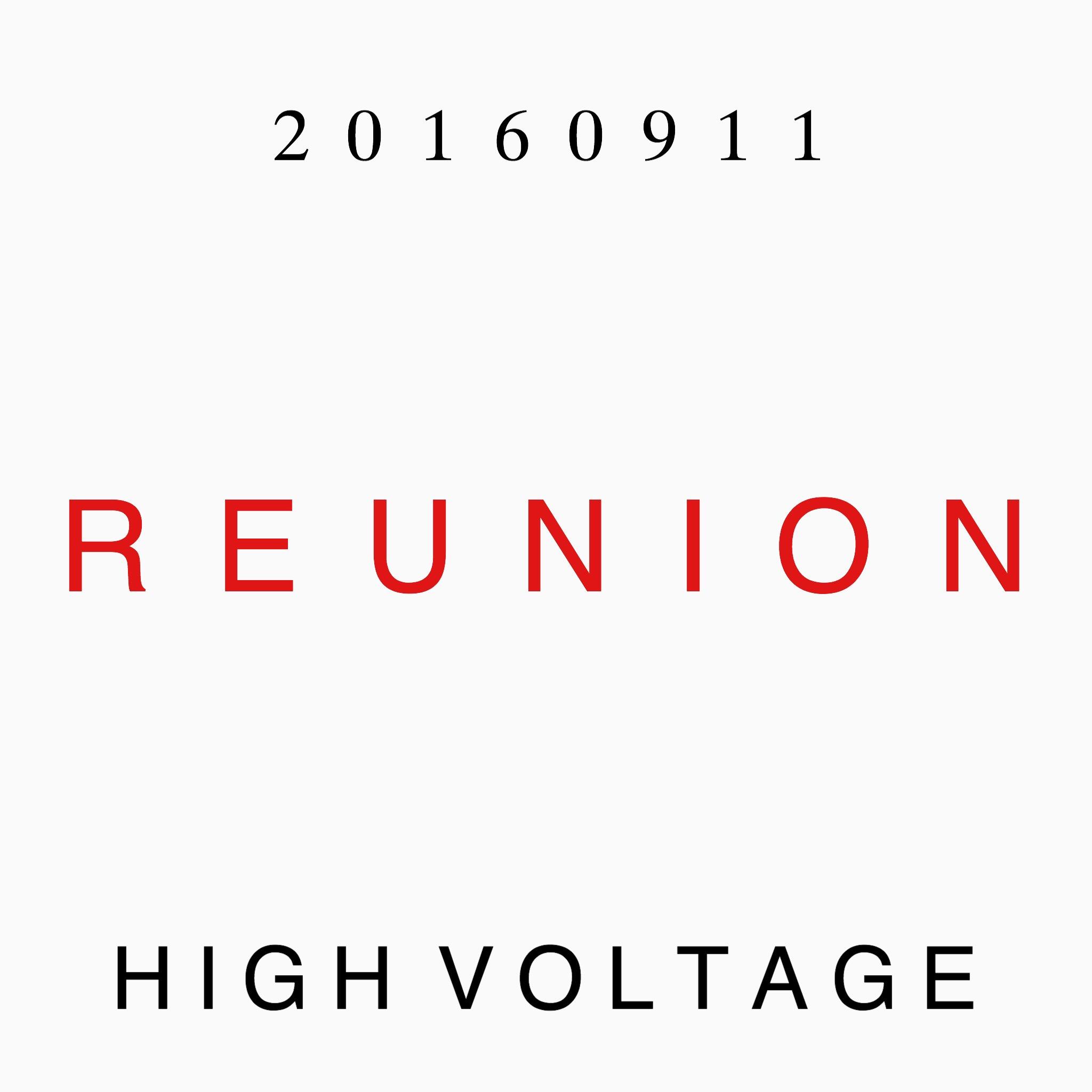 HIGH VOLTAGEが約7年ぶりに再結成、9月に札幌で復活ライブも開催
