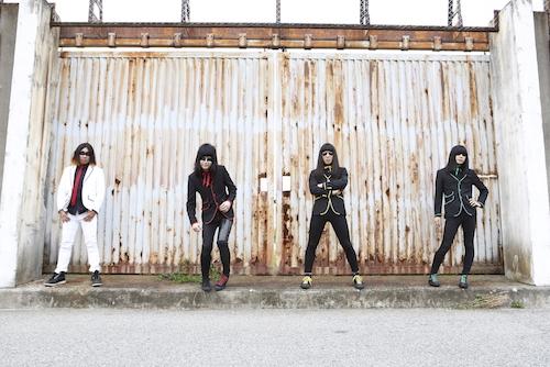 KiNGONS、バンド史上最大規模となる全国50カ所に及ぶツアー日程、ファイナル公演を発表!ジャケット写真公開も。