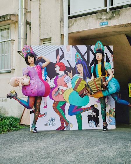 チャランポが新感覚スイーツイベント『SWEETS by NAKED』のテーマソングを担当!