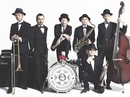 結成20周年のジャズ・パンクバンド勝手にしやがれ、新作&ツアー発表!