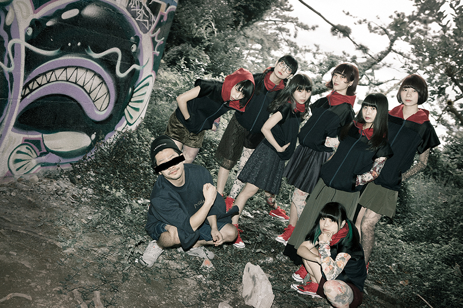 GANG PARADE、2017 年第一弾シングル 4 月 25 日(火)発売決定!