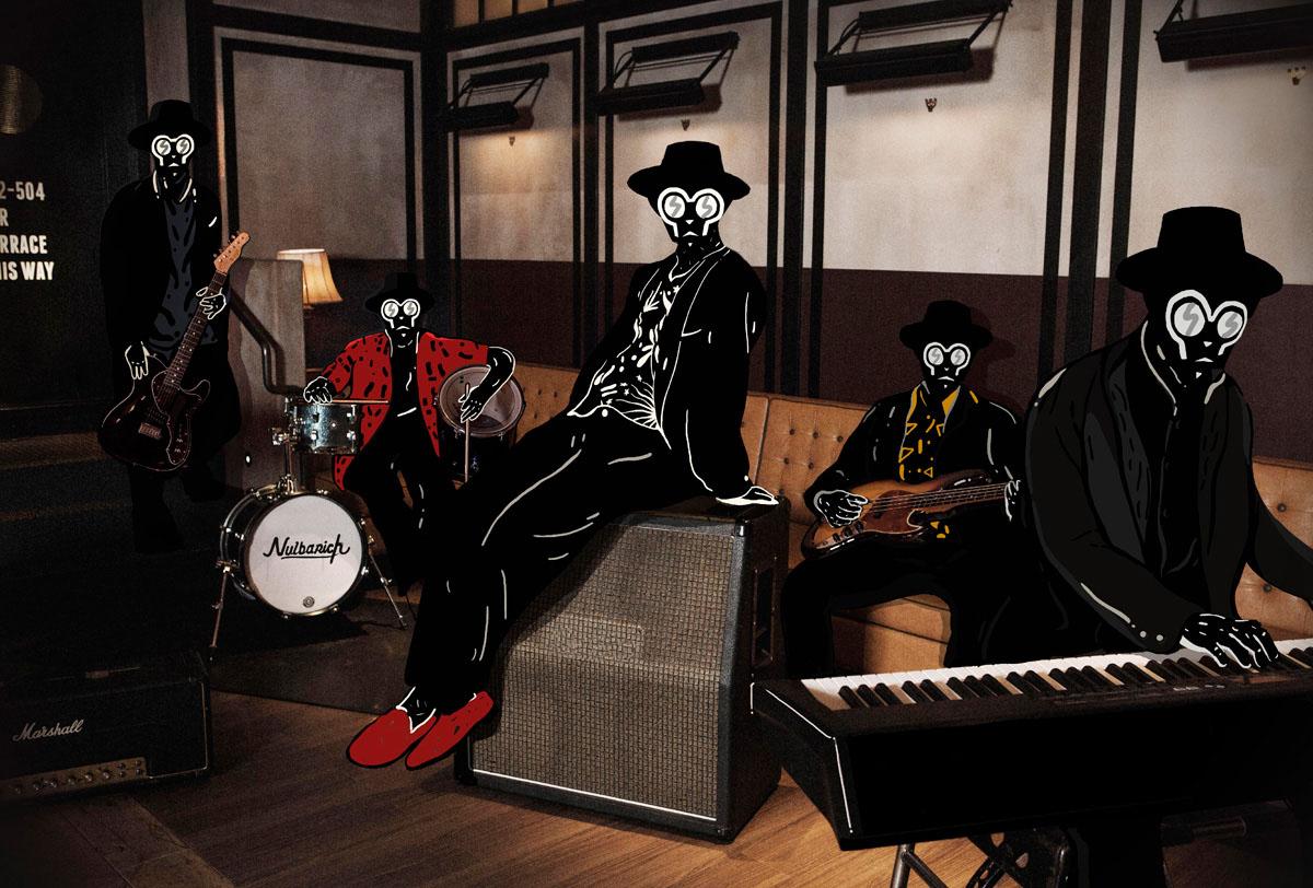Nulbarich、発売即完となったアナログ盤の第二弾リリースにあわせて、新ミュージックビデオを公開!