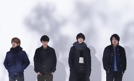 Apple Music「今週の NEW ARTIST」に  次世代ロックバンドSHE'Sが選出!