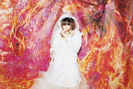 大森靖子、3/6にニコ生、3/10にLINE LIVE実施決定!さらにCD店舗別オリジナル特典、2マンLIVEも発表!