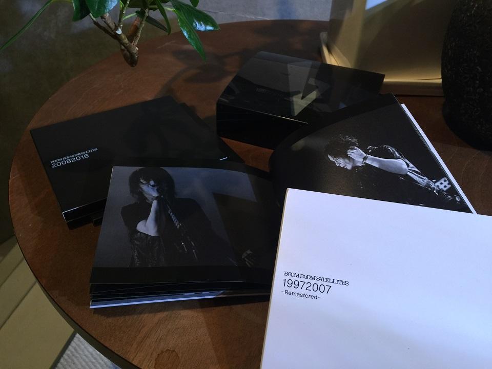 ブンブンサテライツ、ベストアルバム『19972016』パッケージ公開&Blu-Ray映像収録曲を発表!