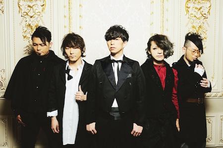 LACCO TOWER、New Mini Album『薔薇色ノ怪人』リードトラック「怪人一面相」Music Video公開!