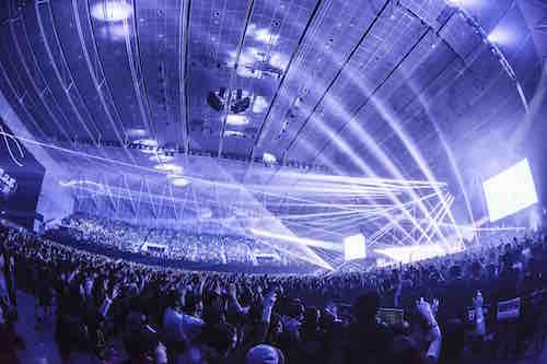 ONE OK ROCK バンド史上過去最大規模となる全国アリーナツアー ONE OK ROCK 2017