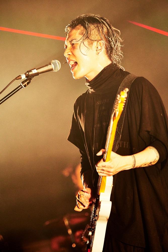 MIYAVI、デビュー15周年記念!都内15本対バンライブ「NTT DOCOMO presents MIYAVI 15th Anniversary Live