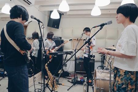 吉田ヨウヘイgroupが4thアルバム「ar」発売決定&WWW Xで発売記念イベントを開催!
