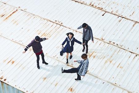 サイダーガール、ゆらぐるダンスから目が離せない!本日発売の1stフルアルバムより「メランコリー」のMV公開!