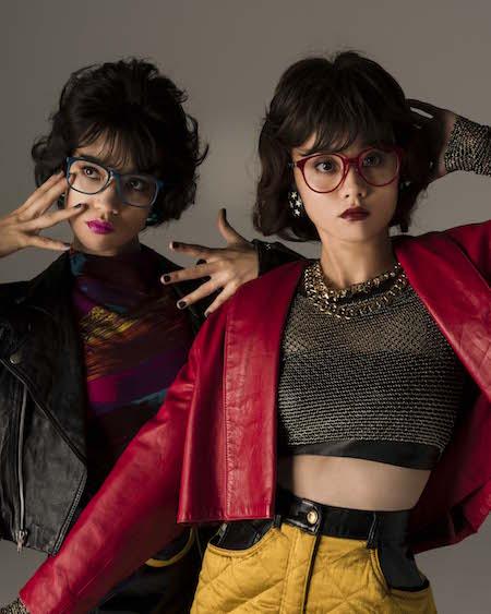 マネキン・ラップ・デュオ FEMM 『80s/90s J-POP REVIVAL』アルバム配信スタート! さらに全曲試聴できるSpot映像、コラボアー写も公開!