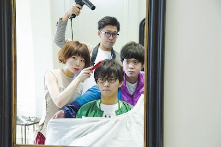 ナードマグネット、新MV「DUMB SONG」で須田が現実と夢のはざまを無限ループ!?ツアーファイナルのスペシャルゲストも発表!