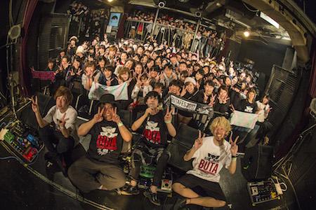 alcott、地元神戸で主催するサーキットフェス