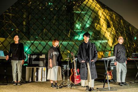 uchuu,、2nd E.P.「WHITE」から リード・トラック『FLY』のMVを公開&先行配信もスタート!!