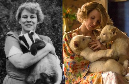 映画『ユダヤ人を救った動物園 アントニーナが愛した命』公開!生存者によるコメントが到着!
