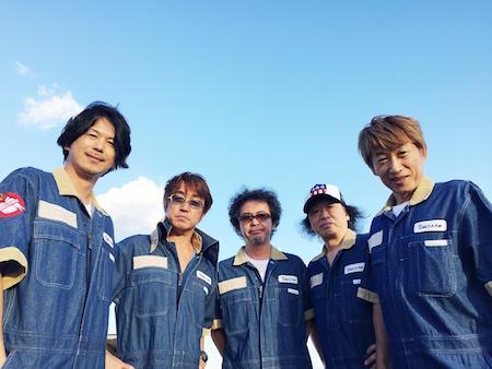 ユニコーンツアー2017「UC30 若返る勤労」初日公演のライブ映像を特急配信!