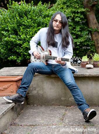 鈴木賢司が日本を代表するロックギタリストうじきつよし、佐藤タイジらと豪華セッション「ROCK'N'ROLL FORCE 」開催!