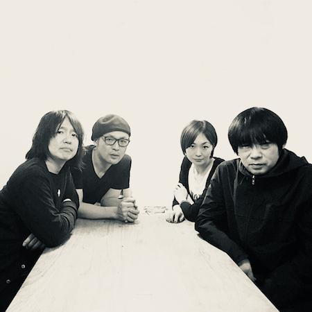 dipヤマジ、PEALOUT近藤、ナンバーガールひさ子らによる一夜かぎりのスペシャル・ライブ