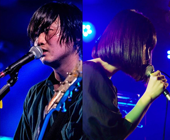 ネズミハナビの吉田諒と朗読詩人の成宮アイコによる書き下ろし楽曲とポエトリーリーディング「ほたる」MV公開 !