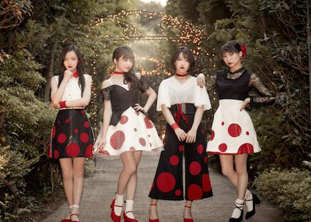 「隠」と「陽」の二面性を表現!東京女子流6/20NEWシングル『kissはあげない』MUSIC VIDEO解禁!
