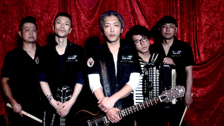 高野哲(ZIGZO)、小林勝(ザ・クロマニヨンズ)在籍のTHE BLACK COMET CLUB BAND 約1年8ヶ月振りの3rdフルアルバム『THE WILD BUNCH』を本日先行配信!