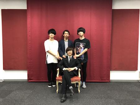 超能力戦士ドリアン、キュウソネコカミのヤマサキセイヤが特別出演する「ヤマサキセイヤと同じ性別」MV 公開!