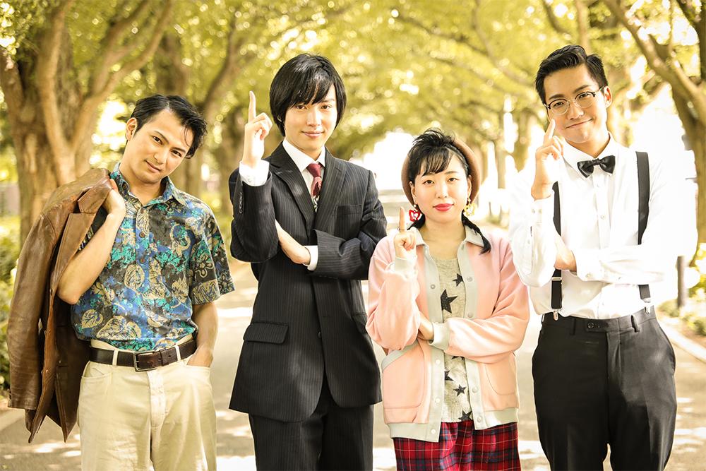 プラグラムハッチ 宇宙一トレンディなMV「Tokyoトレンディナイト」解禁!7/22にはレコ発企画も!