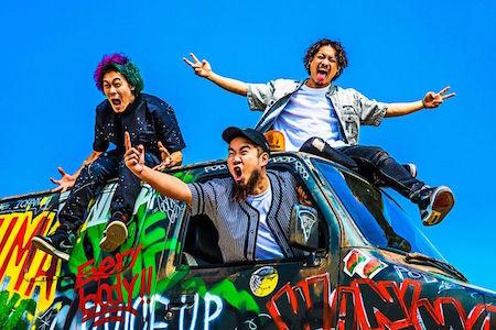 WANIMA、メットライフドーム前に東京・京都で2公演開催決定!