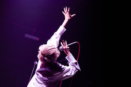 ミオヤマザキ、バンド史上初となるワンマンホールライブ