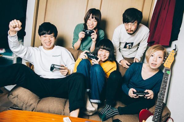 ネクライトーキー メジャーデビューAL「ZOO!!」よりリード曲「夢みるドブネズミ」MVを公開!