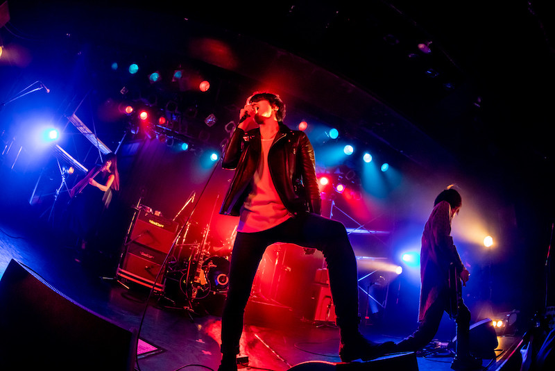a flood of circleのツアーファイナル4月1日(木)新木場公演の生配信が決定!