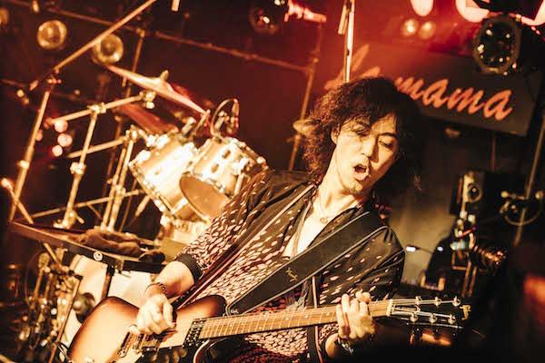 THE YELLOW MONKEY(菊地英昭)_20190806_La.mamaプライベートギグ_Photo by 横山マサト.JPG