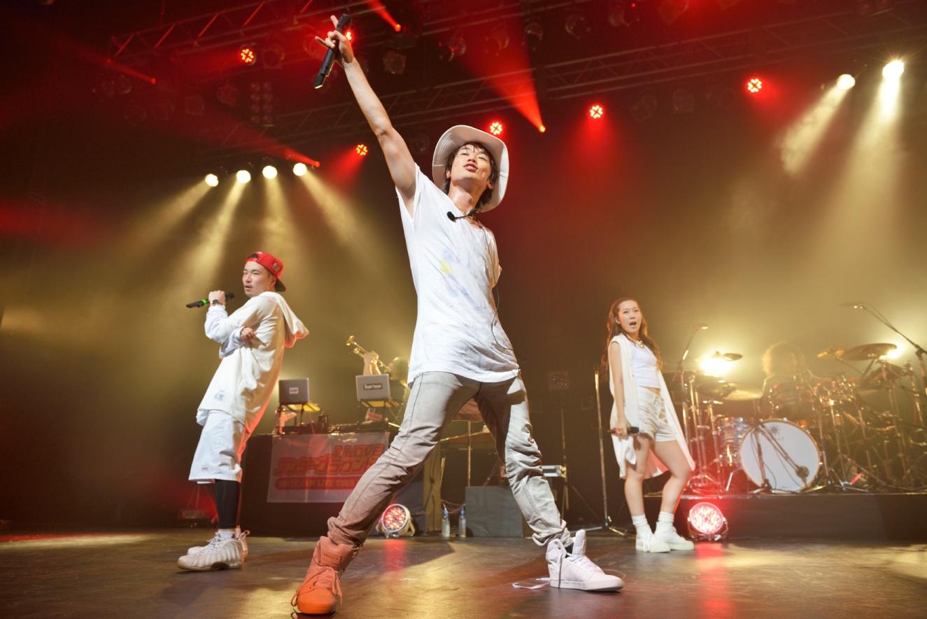 WHITE JAM、史上最大級! 2015年 初ワンマンライブツアー完結!青春臭プンプンの未発表曲「童貞ヒーロー」も初公開!