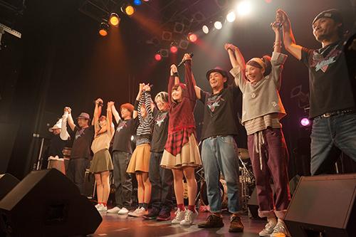 【ライブレポート】Especia 全23箇所の全国ツアーを地元大阪からスタート、新メンバー該当者無し