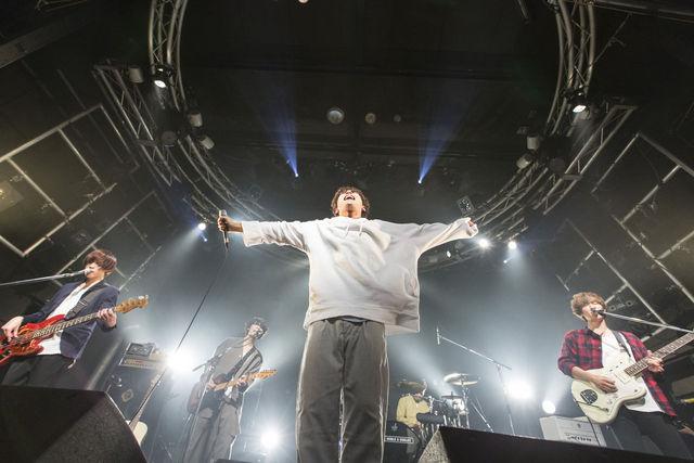 【ライブレポート】GOOD ON THE REEL 、満員御礼!全国ワンマンツアーがスタート!!