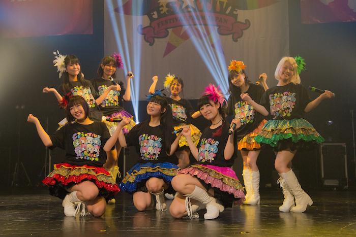 【ライブレポート】お祭り系アイドルユニットFES☆TIVEが3周年記念ワンマンライブで1stアルバムの発売を発表!!