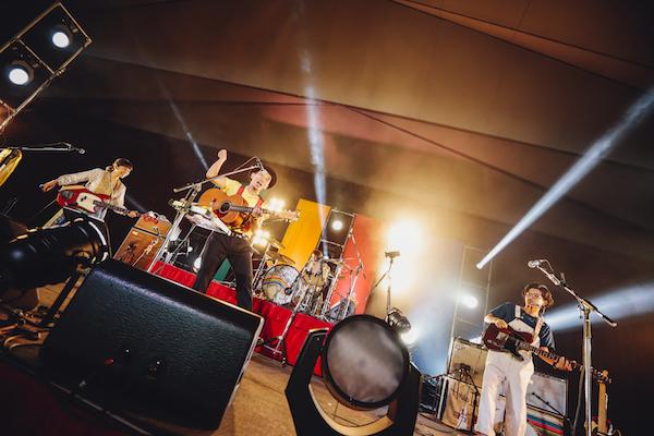 【ライブレポート】D.W.ニコルズ、笑顔に包まれメンバー寿脱退!来年のニューイヤーコンサートも決定!